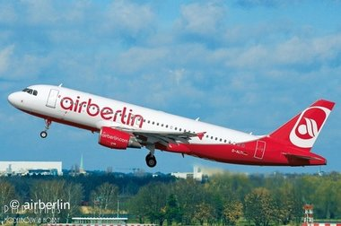 Airbus A320 'Air Berlin'