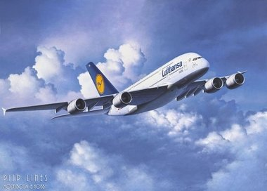 Airbus A380-800 'Lufthansa'