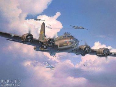 B-17F Memphis Belle