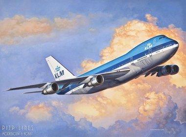 Boeing 747-200 'KLM'