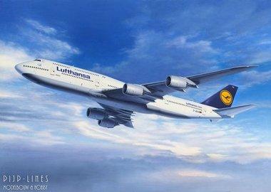 Boeing 747-8 'Lufthansa'