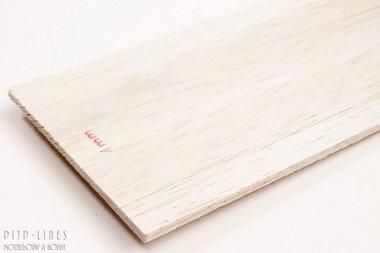 Balsa hout plank 4mm