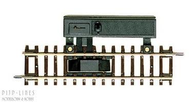 Line elektrische ontkoppelrails 115mm