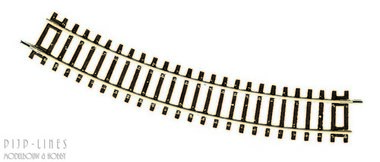 Roco-Line gebogen rails R2 30°