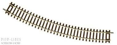 Roco-Line gebogen rails R4 30°