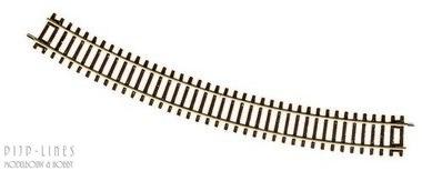 Roco-Line gebogen rails R5 30°
