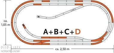 geoLine railsset D