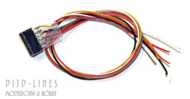 Kabelset 6-polig NEM651