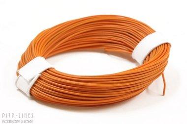 Oranje 5 meter extra dun