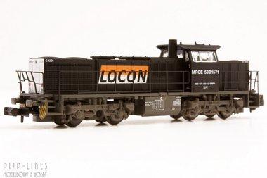 Locon diesellok MRCE G1206