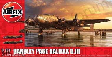 Handley Page Halifax B.III