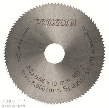 Cirkelzaagblad gemaakt van sterk gelegeerd staal