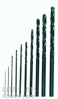 HSS-spiraalborenset DIN 338