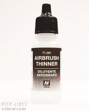 Airbrush Thinner 17ml