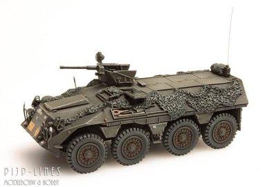 NL DAF YP408 PWI-GR 'battle ready'
