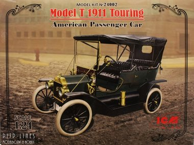 Ford model T 1911 Touring