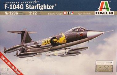 Lockheed Martin F-104G Starfighter (I, D, NL, decals)