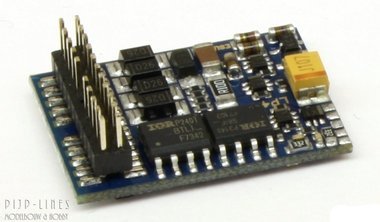 Lokpilot V4.0 DCC Decoder PluX22