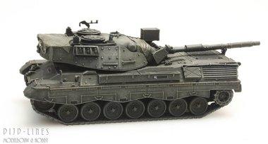 NL Leopard 1 AV als treinlading