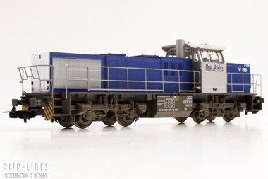 Rurtalbahn Cargo diesellok V 156 type G1206