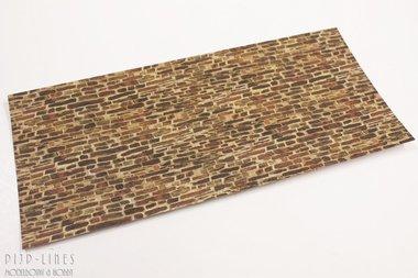 Kalksteen muur