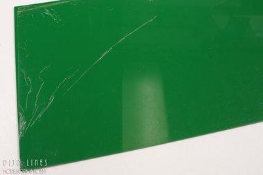 Polystyreen Plaat Licht Groen 1.0 mm dik, 25 cm x 50 cm