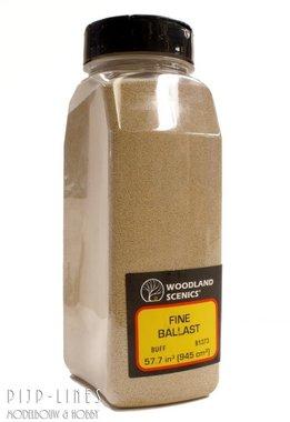 Woodland Scenics Fine Ballast Shaker Buff