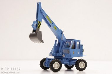 Mobile bagger T174-1 baby blauw