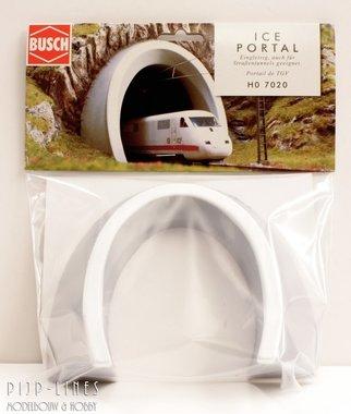 Tunnelportaal ICE Enkel