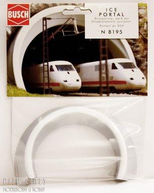 Tunnelportaal ICE Dubbel