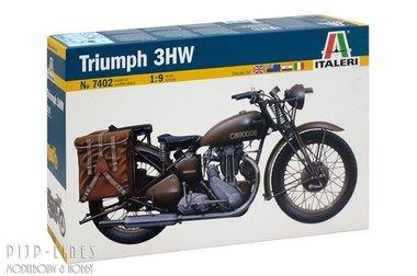 Triumph 3HW WWII