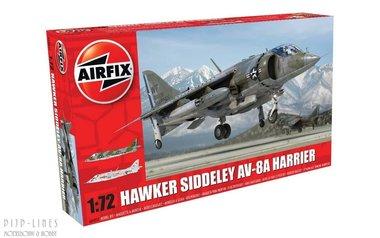 Hawker Siddeley AV-8A Harrier