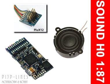 Loksound V4.0 - PluX 12 (zonder geluid)