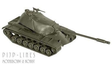 Gevechtspanzer M 103 met 120mm kanon