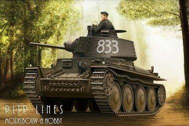 German Panzerkampfwagen Ausf. E/F