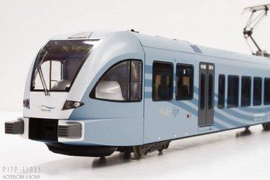 Connexxion Valleilijn GTW2/8 elektrisch treinstel Nr 5037