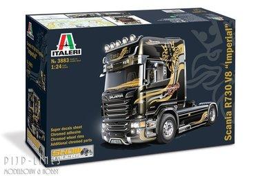 Scania R730 V8 Topline