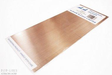 Koper sheet. 0,6mm