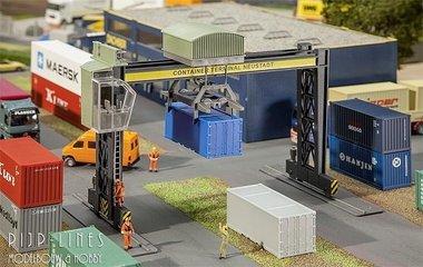 Containerkraan