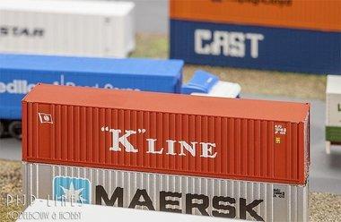 40' Hi-Cube Container K-Line