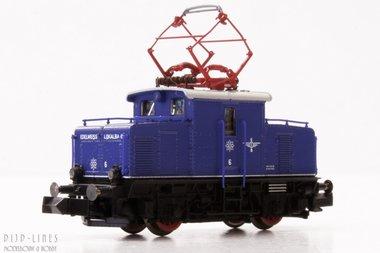 Tandrad Elektrische locomotief. Edelweiss-Privatbahn. DCC digitaal.