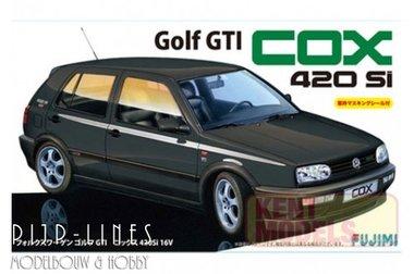 VW Golf 3 GTI COX 420 Si
