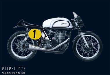 Norton Manx 500cc 1951