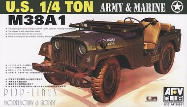 U.S. 1/4 Ton Army & Marine