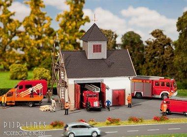 Kleine Brandweerkazerne