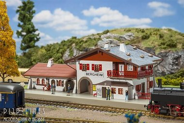Station Bergheim