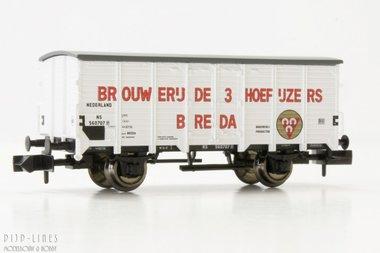 NS koelwagon Brouwerij de 3 Hoefijzers Breda