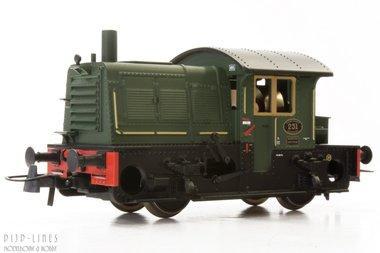 NS Sik groen 231