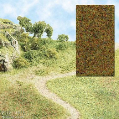 Busch 7114 Grasvezels Herfstkleur