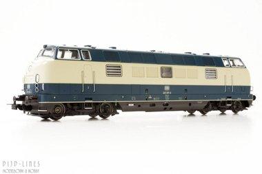 DB diesel locomotief V 221 137-3 DCC sound